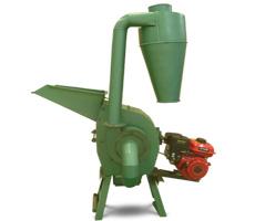 锤式汽油机型粉碎机